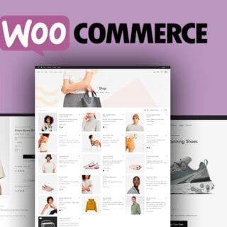 WordPress шаблоны для интернет-магазина на базе WooCommerce