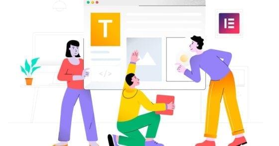 Лучшие шаблоны Elementor для WordPress